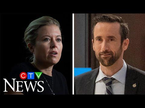 Michelle Rempel Garner to Derek Sloan: 'Canadians need this vaccine'