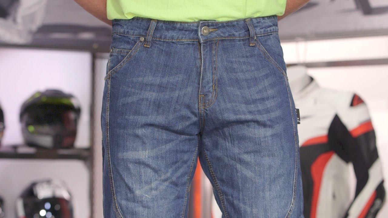 e060a3e8 AGV Sport Apex Kevlar Jeans Review at RevZilla.com - YouTube