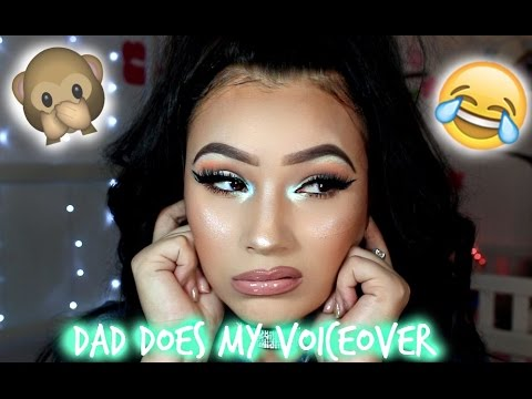 Dad Does My Voice Over ! Hilarious AF !
