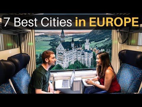 7 Best Cities In EUROPE