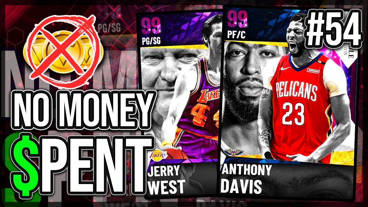 MOST INSANE INVINCIBLE CARD SNIPE + *FREE* INVINCIBLE FROM TTO! NO MONEY SPENT #54 - NBA 2k21 MyTEAM