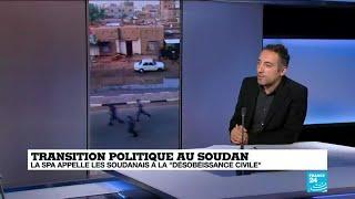 Assaut des militaires au Soudan :