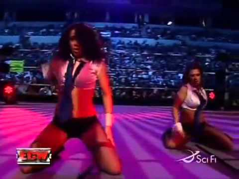(720pHD): ECW 03.13.07: Layla El, Brooke Adams & Kelly Kelly