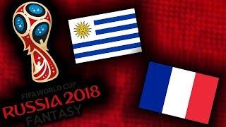 2018 RUSSIA FANTASY VB | URUGUAY - FRANCIAORSZÁG