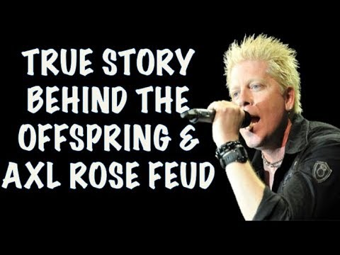 Guns N' Roses: The True Story Behind The Offspring's April Fools Day Chinese Democracy Joke!