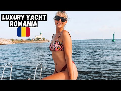 LUXURY Cruise, MANGALIA, ROMANIA! Our Honest Opinion on ROMANIA'S Black SEA Coast!