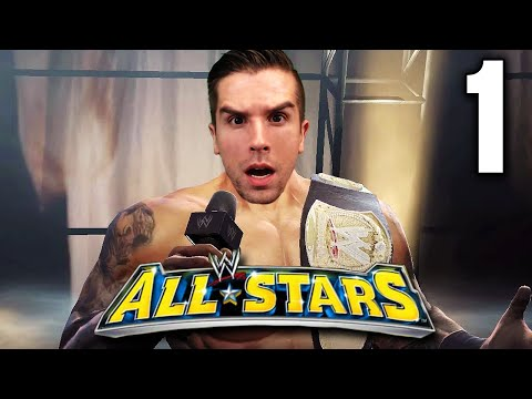 "WWE ALL STARS - Path of Champions Superstars - Ep. 1 - ""OPEN CHALLENGE!!"""