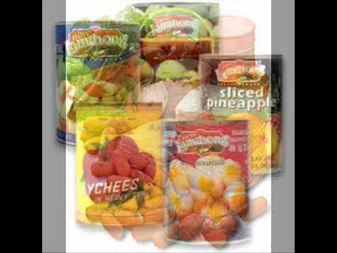 การเลือกซื้อและบริโภคอาหาร