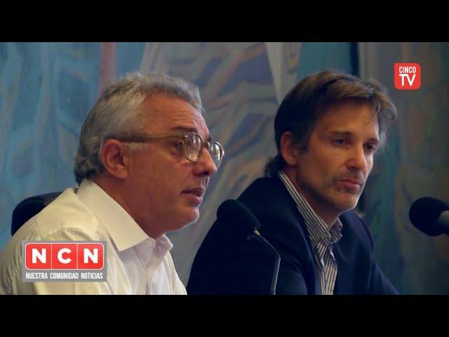CINCO TV - Julio Zamora abrió las sesiones ordinarias y anunció importantes obras para Tigre