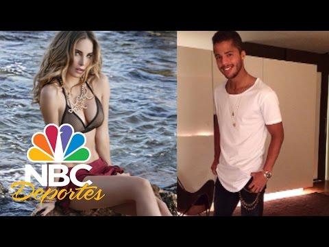 Giovani Dos Santos quiere reconquistar a Belinda, pero ella lo batea | Deporte Rosa | NBC Deportes