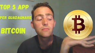 app per guadagnare bitcoin