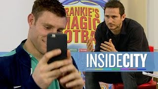 Manchester City: Milner Critiques CityTV & Lampard Returns to School | INSIDE CITY 144