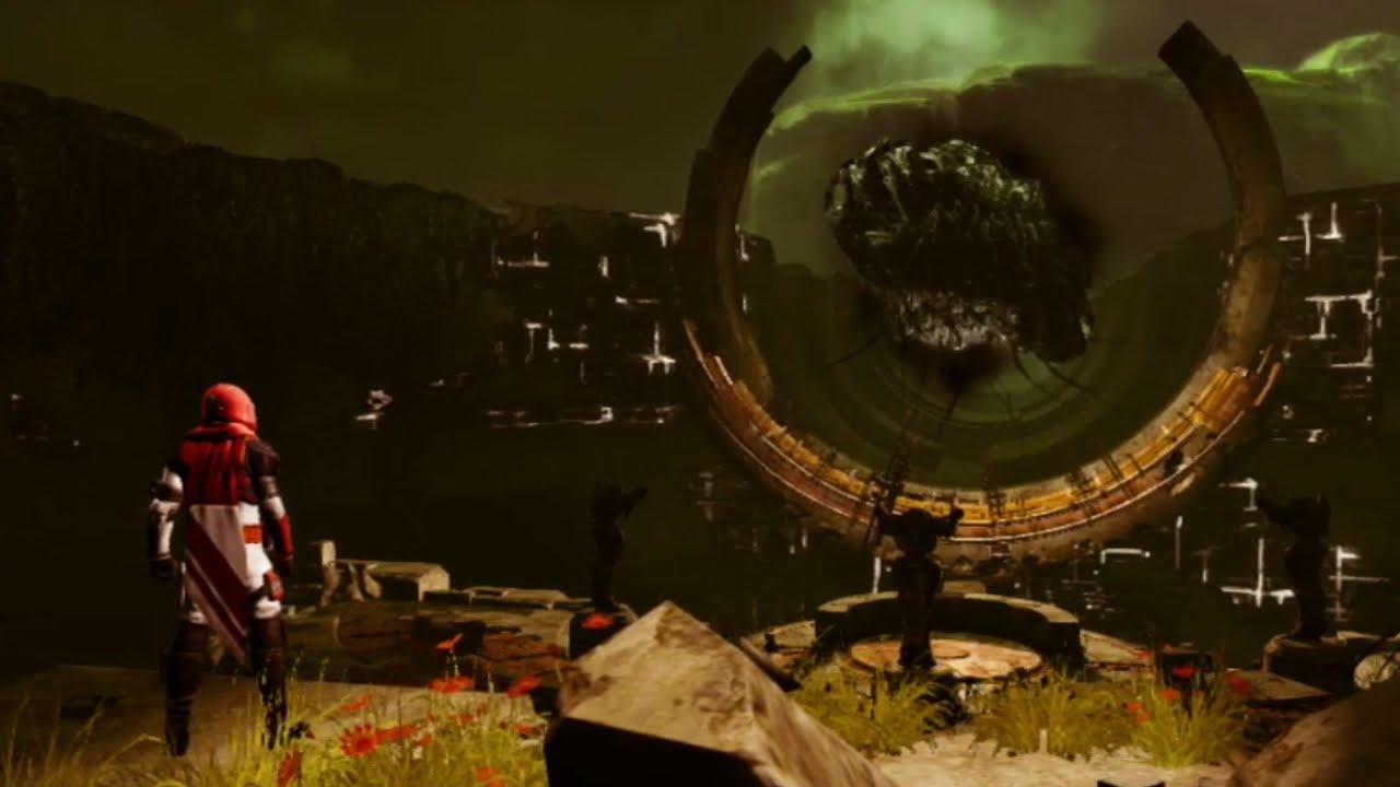 Destiny Level 22 Story Der Schwarze Garten Mars Jäger