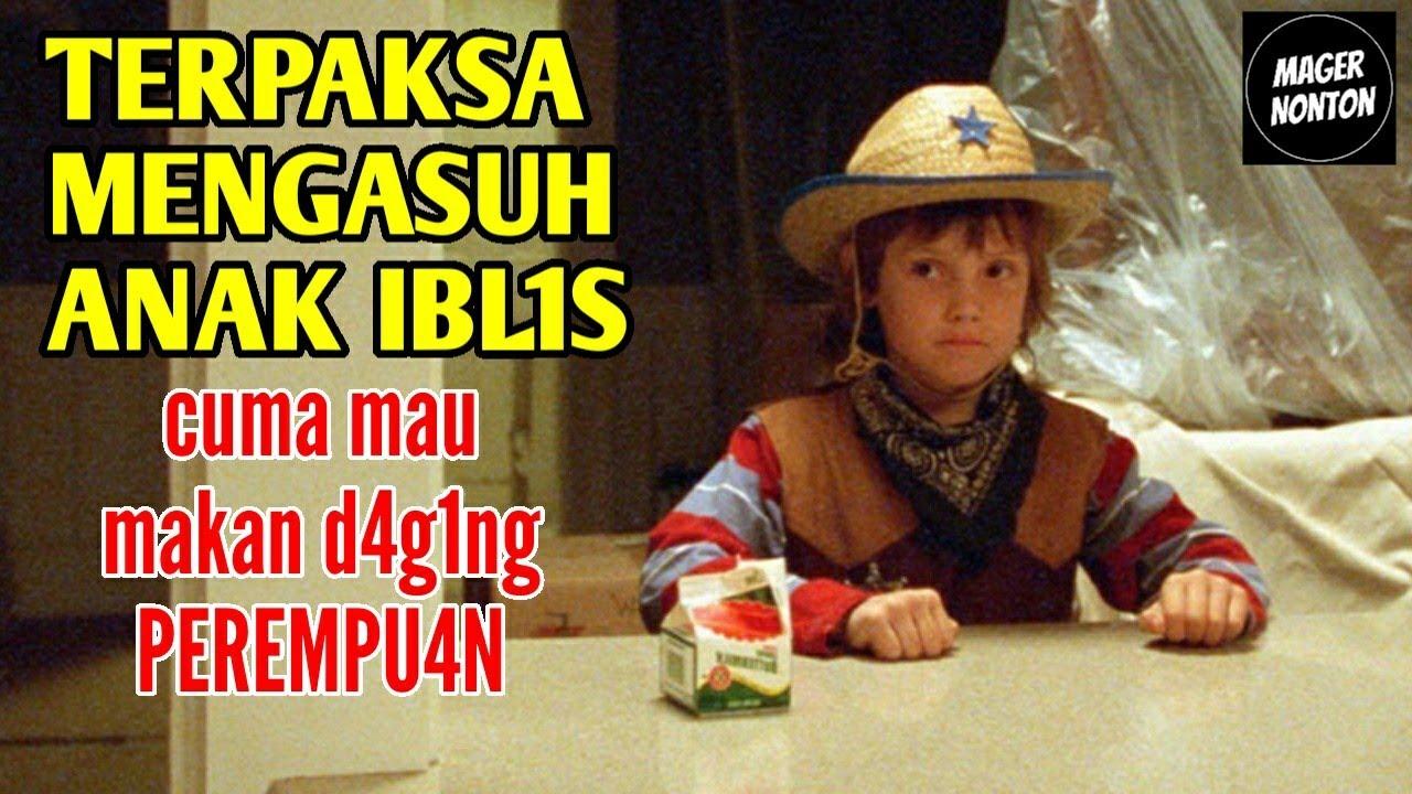Download SALAH TERIMA PEKERJAAN DAN TERPAKSA MENGURUS ANAK IBLIS - Alur Cerita Film B4BYS1TT3R W4NT3D (2008)