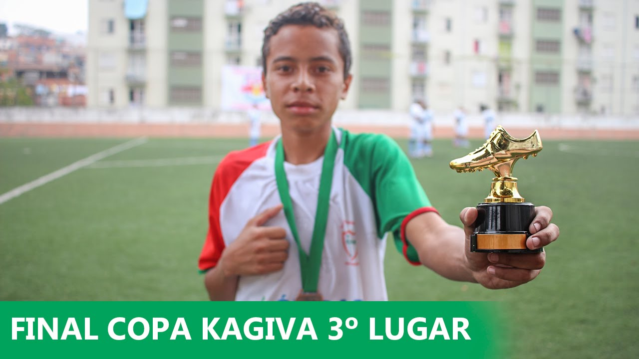 0a37a89413 Finais Copa Kagiva de 3º Lugar no CDC Parque Regina. Esporte Escolar