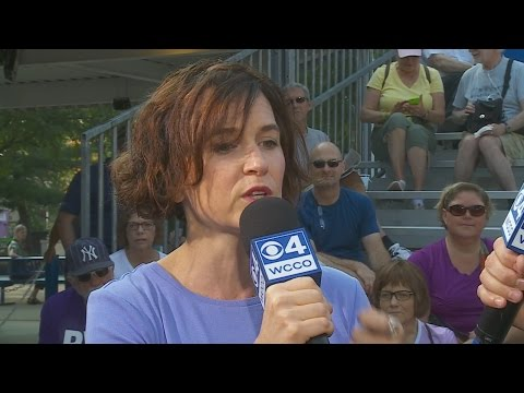 Mpls. Mayor Betsy Hodges Heads To The State Fair