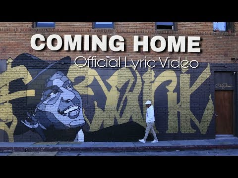 JFlow - COMING HOME OFFICIAL LYRIC VIDEO