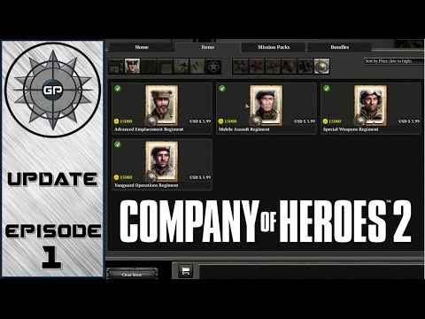 Company Of Heroes 2 Loot System Update Review