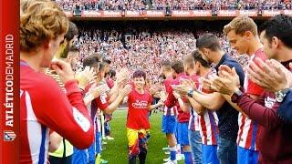 El Atlético de Madrid Femenino es campeón de la Liga Iberdrola 2016/2017