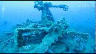 Ces épaves sous-marines qui racontent l'histoire de la Corse