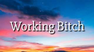 Ashnikko - Working Bitch (Lyrics)