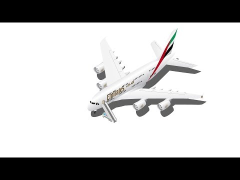 Ten years in the sky for Emirates A380