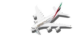 10 Years of Emirates A380 | Emirates Airline