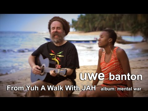"Uwe Banton - ""From Yuh A Walk With JAH"" - Official Video 2013 ls. Kumary Sawyers - Costa Rica"