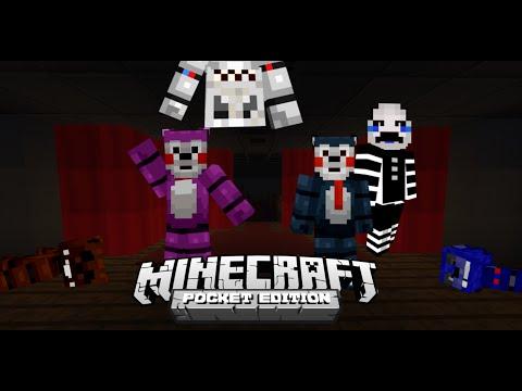 One Night At Flumpty S Minecraft Build