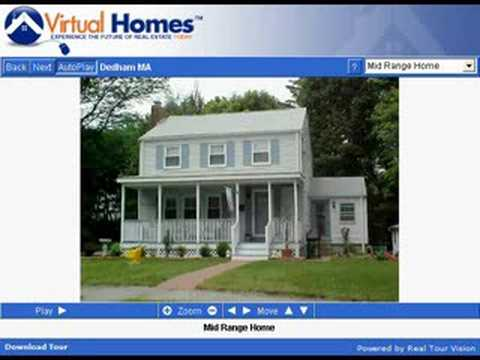 Dedham Massachusetts (MA) Real Estate Tour