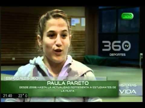 "360 TV - ""Historias de vida"" 03/04 - Paula Pareto (Parte 1/2)"