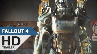 FALLOUT 4 Gameplay Trailer (1080p HD) 2015 (PC/PS4/XboxOne)