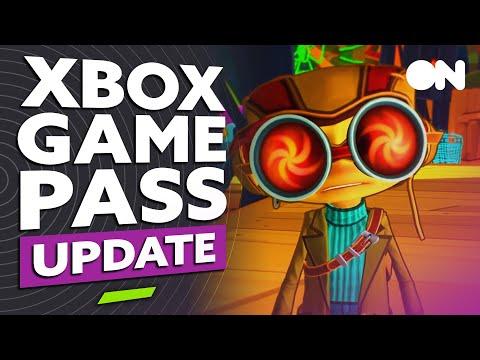 Xbox Game Pass Update | Psychonauts 2, Twelve Minutes + MORE ADDED