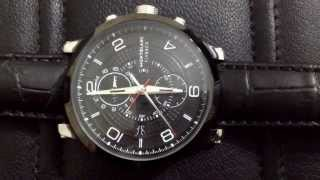 Mont blanc Flyback