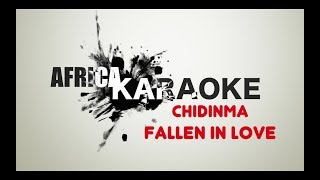 Download Video Chidinma - Fallen in Love | Karaoke Version (instrumental + Lyrics) MP3 3GP MP4