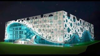 видео океанариум в Москве