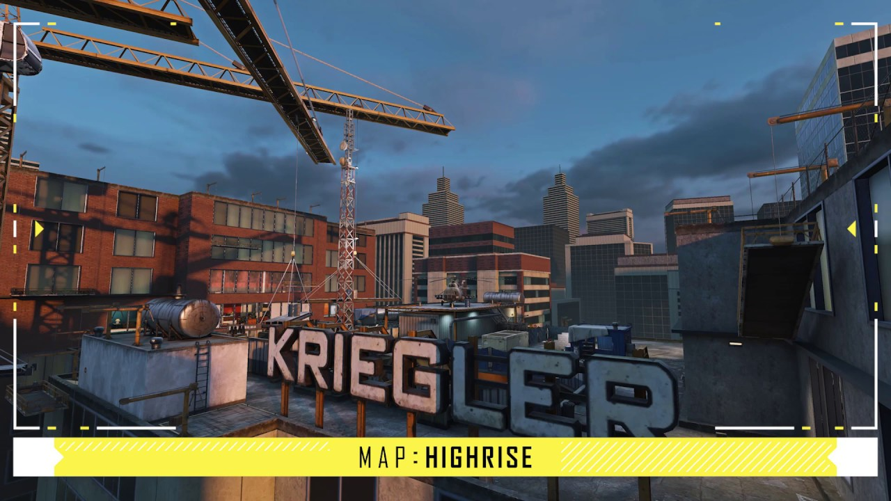 Call of Duty®: Mobile - Introducing Highrise