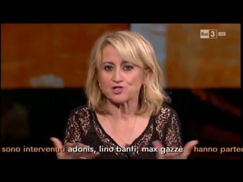 Luciana Littizzetto - Il Family Day - Che tempo che fa 31/01/2016
