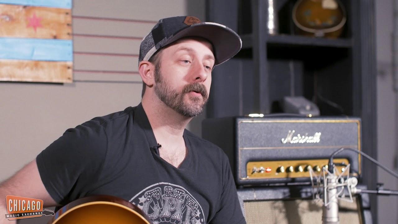 Marshall Studio Series at Chicago Music Exchange