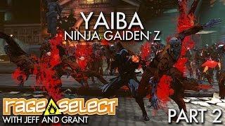 The Dojo - Yaiba: Ninja Gaiden Z - Part 2