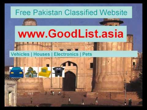 Free Pakistan Classified Website Online