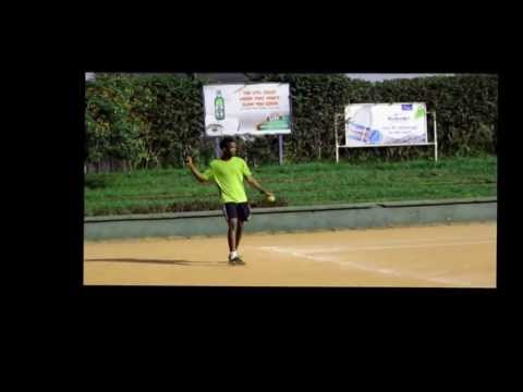 Duncan Mugabe_Training session In Uganda