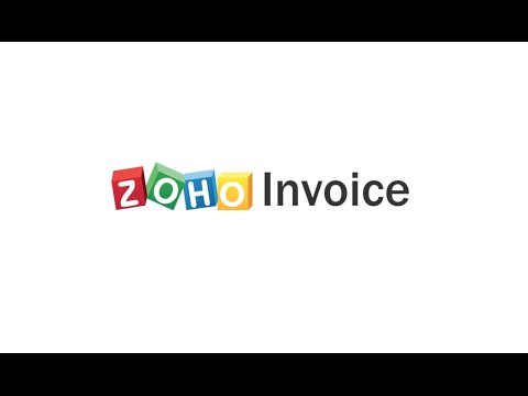 Zoho Invoice - Hassle-free Invoicing Software - YouTube
