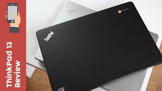 Lenovo ThinkPad 13 Review - The Best Of Windows And Chrome OS