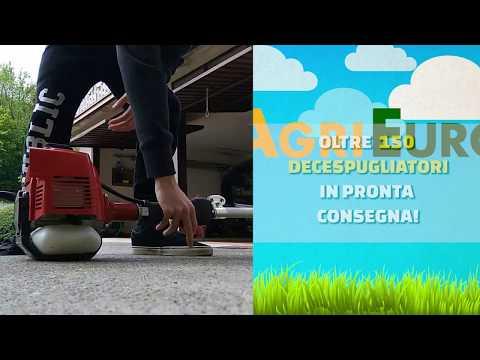 120 modelli di decespugliatori in vendita su AgriEuro! from YouTube · Duration:  41 seconds