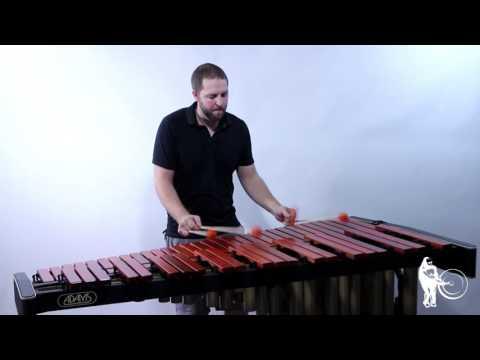 Adams MSPV43 Marimba - Yellow After The Rain Sound Sample Demo mp3