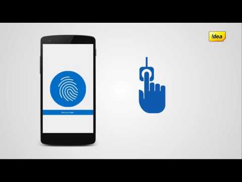 How to Activate Customer using Idea eCaf App - Hindi