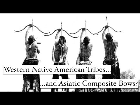 Native Americans And Asiatic Composite Bows?