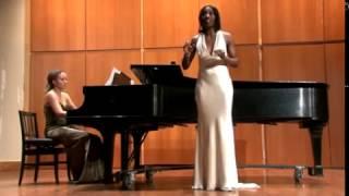 Er Ist gekommen in Sturm und Regen- Clara Schumann