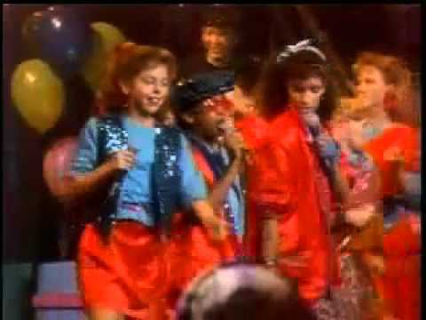 Kids Incorporated Stay With Me Tonight